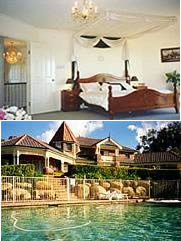 Caprice Boutique Mountain Retreat - Byron Bay Accommodations