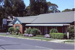 Hepburn Springs Motor Inn - Byron Bay Accommodations
