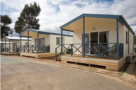 Crestview Top Tourist Park - Byron Bay Accommodations
