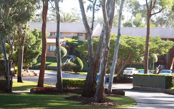 Comfort Inn  Suites Robertson Gardens - Byron Bay Accommodations