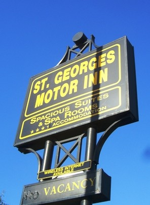 St Georges Motor Inn - Byron Bay Accommodations