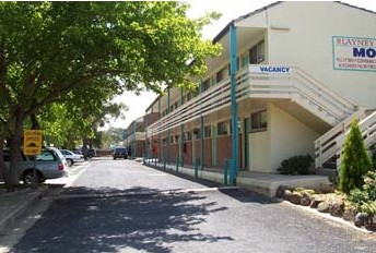 Blayney Leumeah Motel - Byron Bay Accommodations