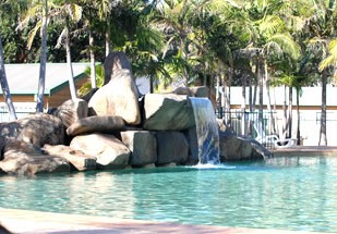 Merry Beach Caravan Park - Byron Bay Accommodations