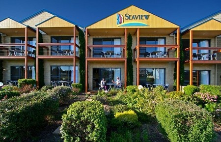 Seaview Motel  Apartments - Byron Bay Accommodations