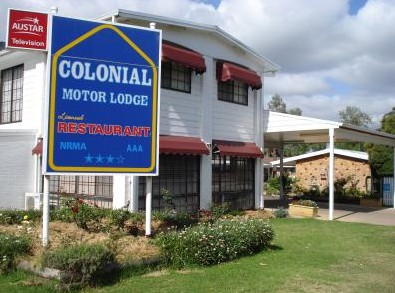 Colonial Motor Lodge - Byron Bay Accommodations