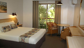 Colonial Village Motel - Byron Bay Accommodations