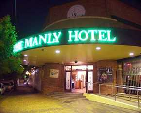 The Manly Hotel - Byron Bay Accommodation