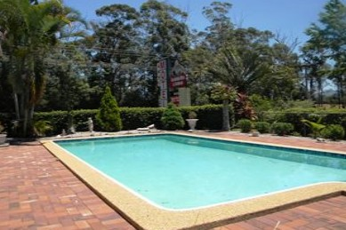 Beerwah Glasshouse Mountains Motel - Byron Bay Accommodations