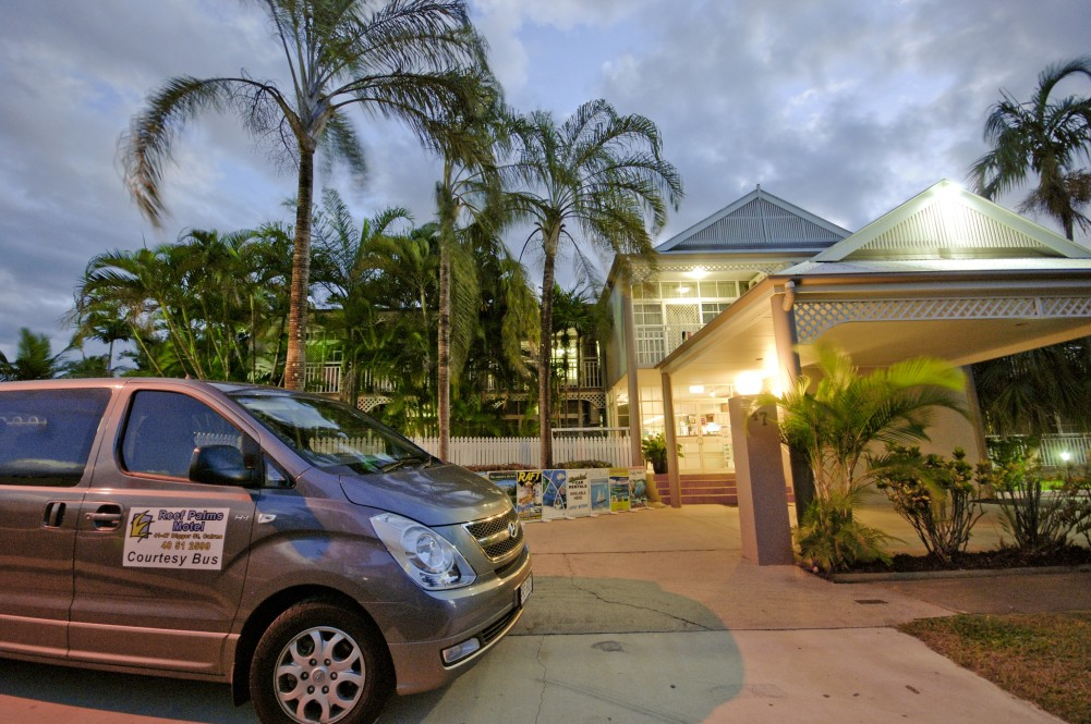 Reef Palms - Byron Bay Accommodations