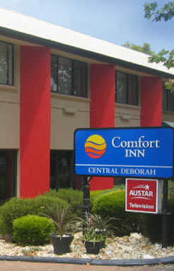 Comfort Inn Central Deborah - Byron Bay Accommodations
