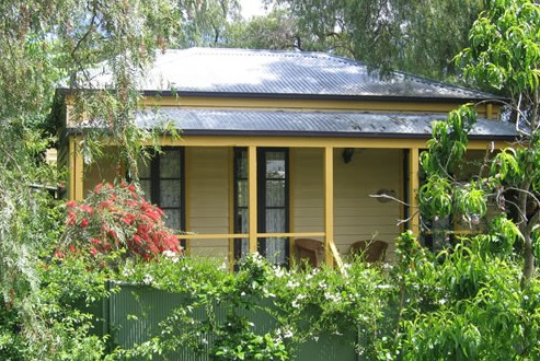 Bendigo Cottages - Byron Bay Accommodations