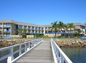 Mariners On The Waterfront - Byron Bay Accommodations