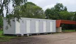 Coolalinga Caravan Park - Byron Bay Accommodations