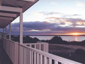 Sunsets at Baudin Beach - Byron Bay Accommodations