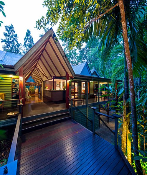 Silky Oaks Lodge and Healing Waters Spa - Byron Bay Accommodations