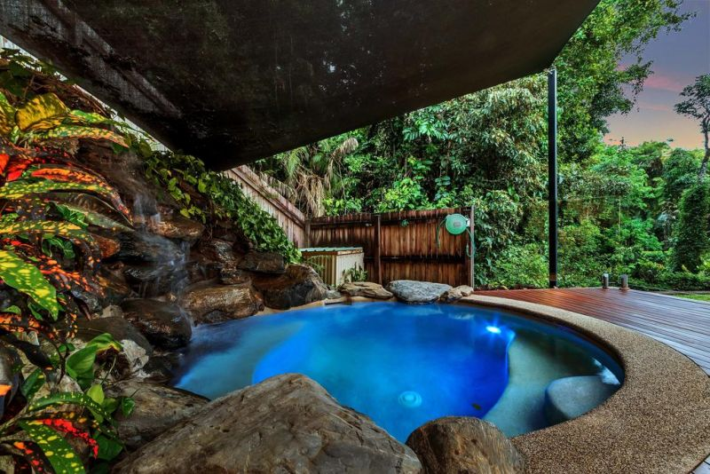 Platypus Springs Rainforest Retreat - Byron Bay Accommodations