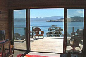 Bruny Island Accommodation Services - Captains Cabin - Byron Bay Accommodations