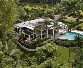 Rainforest Estate - Byron Bay Accommodations
