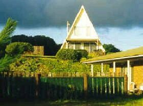 King Island A Frame Holiday Homes - Byron Bay Accommodations