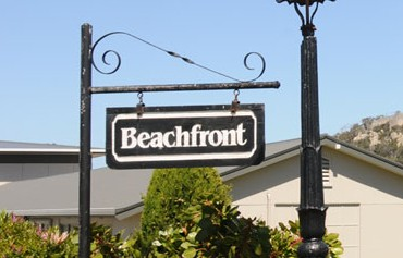 Beachfront Bicheno - Byron Bay Accommodations