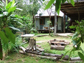 Ride On Mary Bush Cabin Adventure Stay - Byron Bay Accommodation