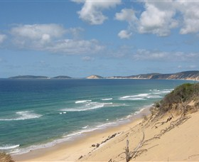 Rainbow Beach Hire-a-camp - Byron Bay Accommodations