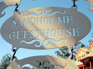 Sandholme Guesthouse 5 Star - Byron Bay Accommodations