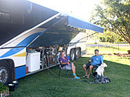 Grafton Greyhound Racing Club Caravan Park - Byron Bay Accommodations
