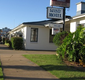 The Coach House Hotel Motel - Byron Bay Accommodations