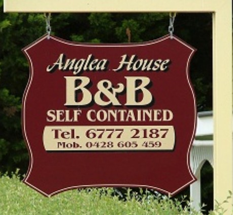 Anglea House Bed and Breakfast