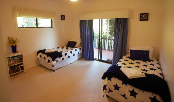 Barrington River House - Byron Bay Accommodations