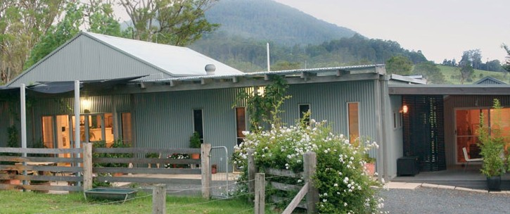 Barrington Village Retreat Bed and Breakfast - Byron Bay Accommodations