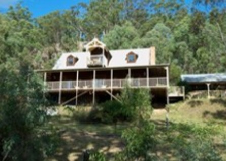Cants Cottage - Byron Bay Accommodations