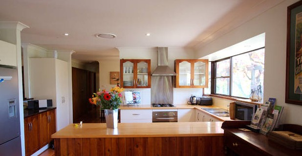 Cicada Country House - Byron Bay Accommodations