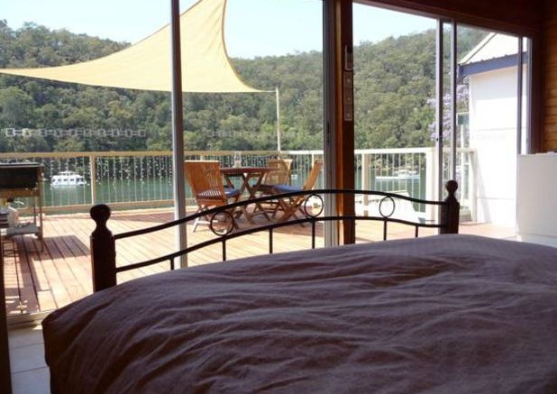 Berowra Waters SHolidays - Byron Bay Accommodations