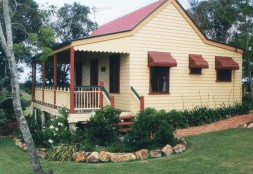 Mango Hill Cottages Bed and Breakfast - Byron Bay Accommodations