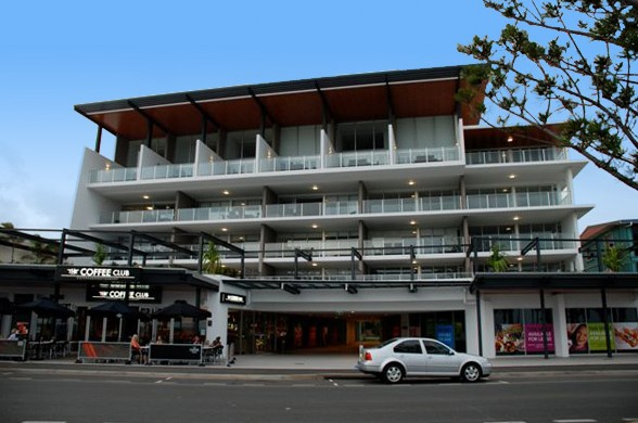 Echelon Apartments Yeppoon - Byron Bay Accommodations