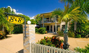 While Away Bed and Breakfast - Byron Bay Accommodations