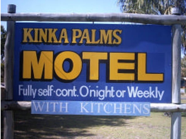 Kinka Palms Beachfront Apartments / Motel - Byron Bay Accommodations