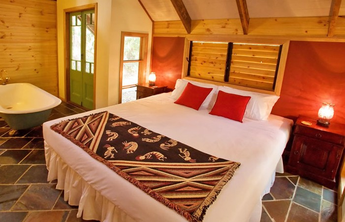 Rainforest Ranch - Byron Bay Accommodations