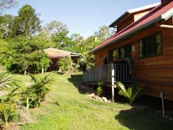 Byfield Creek Lodge - Byron Bay Accommodations