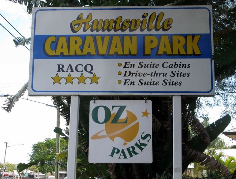 Huntsville Caravan Park - Byron Bay Accommodations