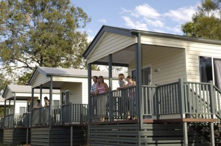 Discovery Holiday Parks - Biloela - Byron Bay Accommodations