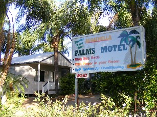 Augathella Palms Motel - Byron Bay Accommodations