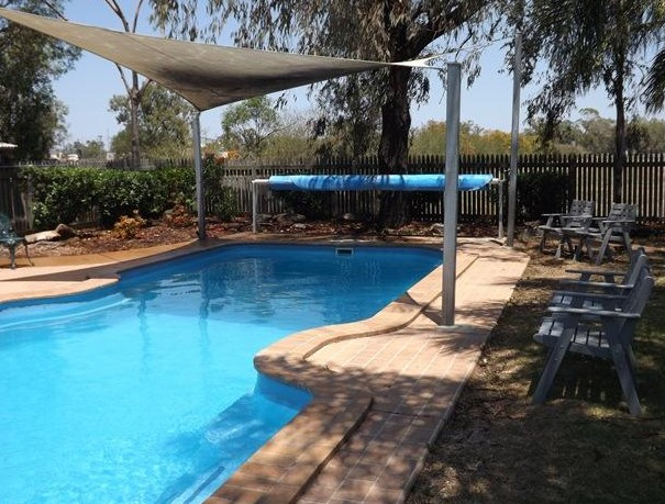 BIG4 Goondiwindi Tourist Park - Byron Bay Accommodations