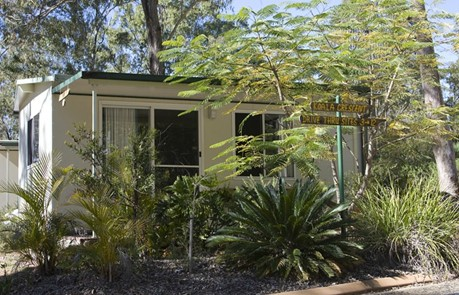 Barambah Bush Caravan Park - Byron Bay Accommodations