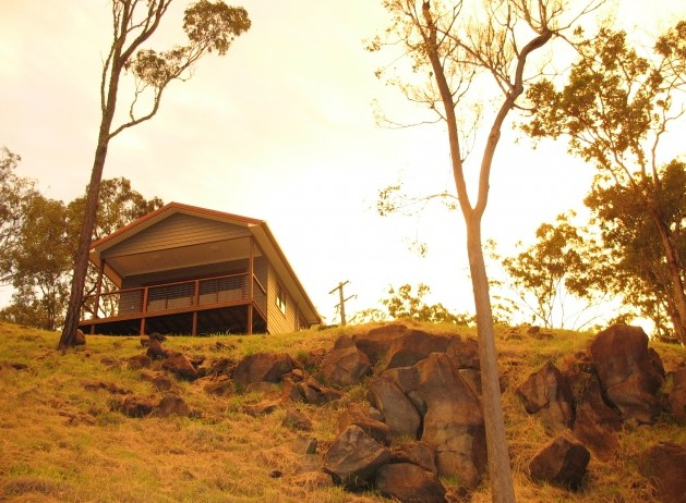 ecoRidge Hideaway - Byron Bay Accommodations