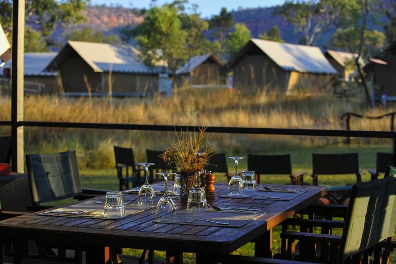 Bell Gorge Wilderness Lodge - Byron Bay Accommodations
