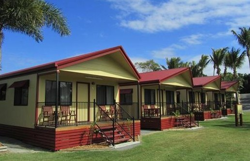 Big 4 Capricorn Palms Holiday Village - Byron Bay Accommodations