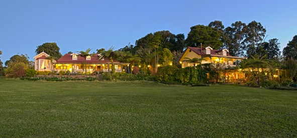 Foxwell Park Lodge - Byron Bay Accommodations
